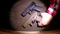 .40 Caliber vs 9mm - Glock 23 vs Glock 19