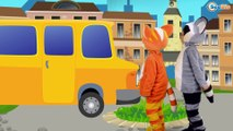 The Wheels On The Bus | Nursery Rhymes For Children | Video For Kids
