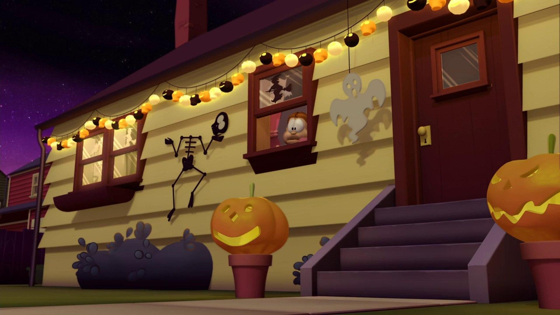 Garfield Ep11 Catzilla Video Dailymotion