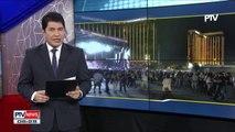 GLOBALITA: Mga nasawi sa pamamril sa Las Vegas, umabot na sa 59