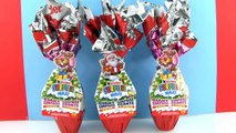 3 Kinder Maxi Surprise Eggs new - Awesome Toys TV
