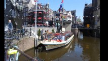 Amsterdam, Water Canal City, The Netherlands