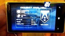 Mass Effect: Infiltrator - Windows Phone Gameplay - wpworld.pl