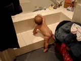 Alie Crawling