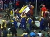 Gran Premio di San Marino 1986: Sorpassi di Prost e K. Rosberg ad A. Senna e di K. Rosberg a Prost e sosta di Mansell