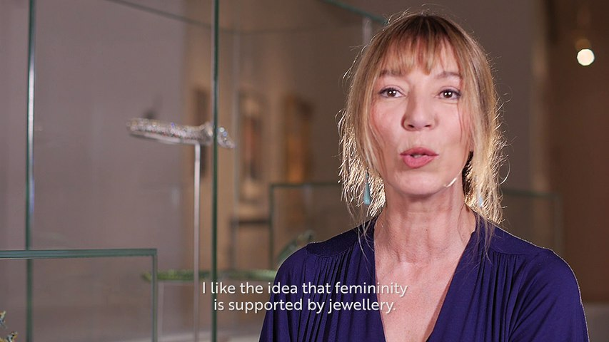 Museum of Modern Art | Jewellery in the eye of Victoire de Castellane as a part of Medusa, Jewellery and Taboos
