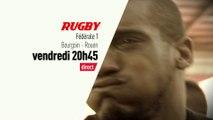 Rugby - Fédérale 1 : Fédérale 1 Bourgoin - Rouen Bande annonce