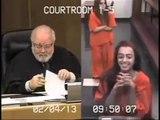 Judge DESTROYS Ditzy Rich Girl