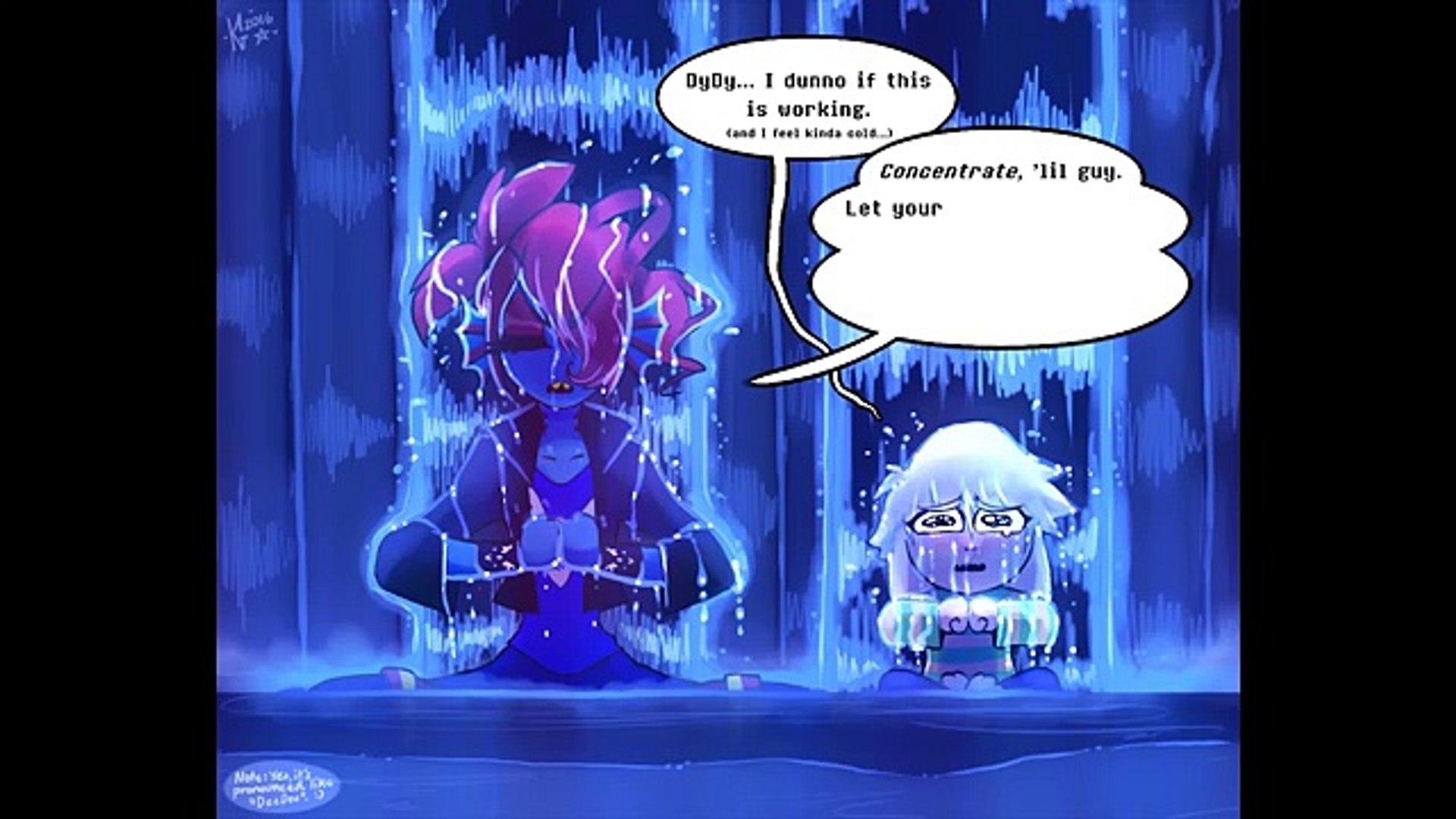 Undertale Comic Dubs: Under-Upper, Hopes & Dreemurr & MORE (Undertale AU & Asriel Comics