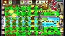 Plants vs Zombies: Gatling Pea vs Pea Pod l PvZ 1 vs PvZ 2