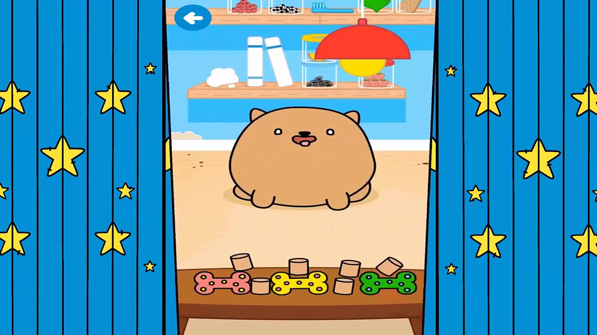 Toca Pet Doctor - Baby Fun Care and Help Cute Little Pets, Animasl in Toca Boca House