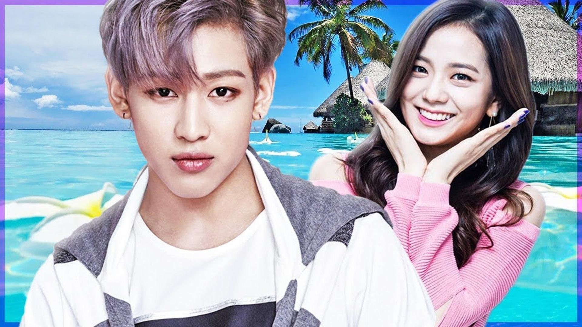 FUNNY K-POP IDOL SOCIAL MEDIA MONTAGE