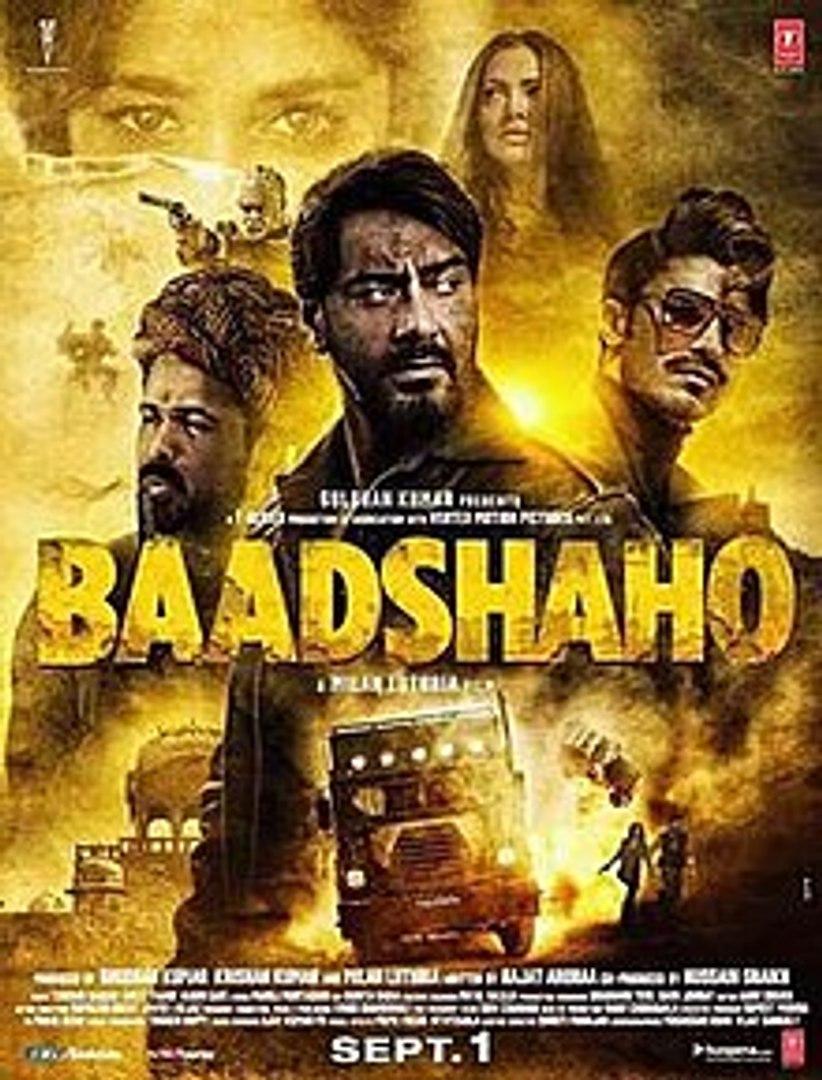 Baadshaho  (2017) HD