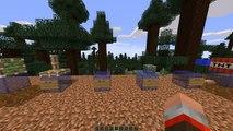 Les blocs mystérieux de Minecraft - Bloc invisible, TNT modifiée et +