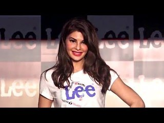 Jacqueline Fernandez At Lee Event In Mumbai