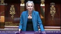 Intervention de Delphine Batho dans la discussion générale lors de l'examen du projet de loi sur les hydrocarbures