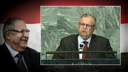 Perfil: Jalal Talabani