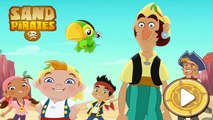 Jake and the NeverLand Pirates Full Game Episode of Sand Pirates - Complete Walkthrough