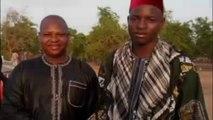 ali sangare - interview a Bla au Décès de Sali femme Isouf