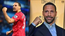 Rio Ferdinand Steps Into The Ring