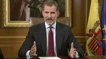 Spanish King Makes Rare Television Address