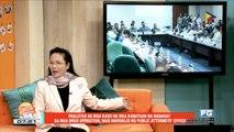 ON THE SPOT: Paglutas sa mga kaso ng mga kabataang nadamay sa mga drug operation, nais mapabilis ng PAO