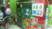 Arbol de Navidad Infantil con figuras de Plastilina Xmas Plasty-Play Tree - Especial Navidad new