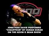 Jonathan Davis - The Chauffeur (Acoustic) KROQ