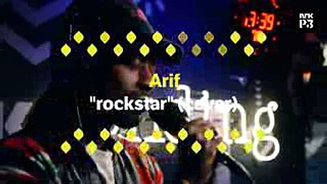 P3 Live Arif rockstar (Post Malone cover)