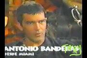 Jorge Benavides Es La Sra Gloria - Entrevista Al Zorro Antonio Banderas - Programa Comico Jorge Benavides