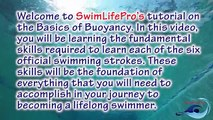 Learn to Swim - Basics of Buoyancy
