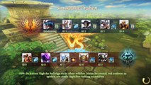 Review: Heroes of Order & Chaos - Great MOBA for iOS & Android