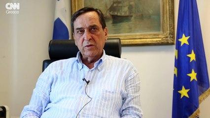 Νίκος Κοντοές, πρόεδρος και ΔΣ Οργανισμού Λιμένα Πάτρας