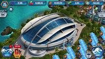 DODO Vs DODO - Jurassic World The Game Vs Jurassic Park Builder
