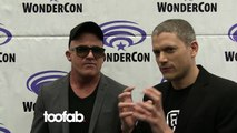 Dominic Purcell and Wentworth Miller on 'Prison Break' Revival-BmXt-l1hX0Q