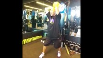 LaVar Ball Working Out At Laker's New Training Facility _ Los Angeles Lakers Training Camp-4gmqe4N4Q5I