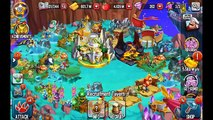 Monster Legends, Adventure Map, Levels 231 to 240