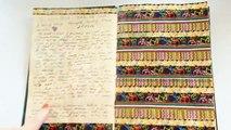 Мой личный дневник  My diary  Обзор на мой личный дневник  Мой лд  Идеи для лд