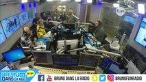 Le pire exemple de lâcheté du monde (04/10/2017) - Bruno dans la Radio