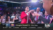 DAngelo Snitches on Nick Young (Russell Only Challenge)