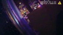 La police de Las Vegas diffuse les images de l'arrivée des forces de l'ordre