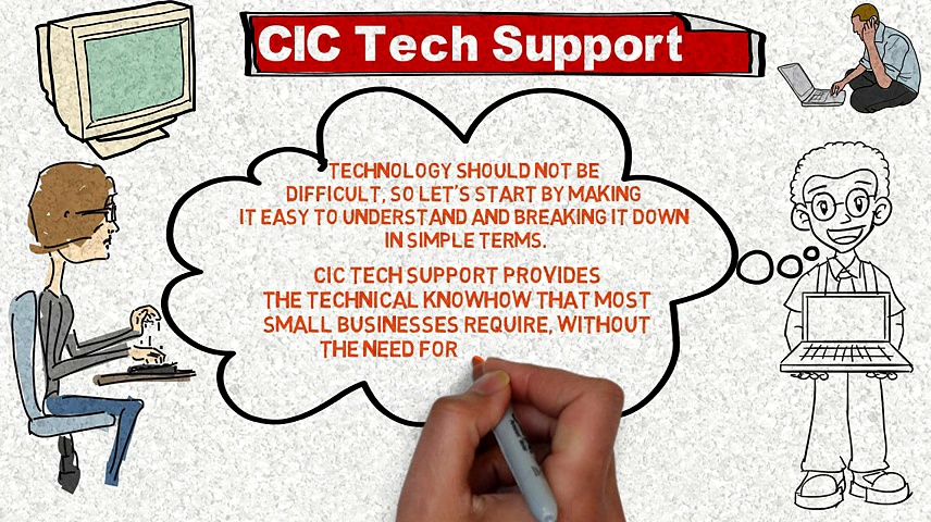Information Video About  CIC Tech Support