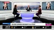 TPMP : Julien Lepers futur chroniqueur de Cyril Hanouna ? Il répond (exclu vidéo)