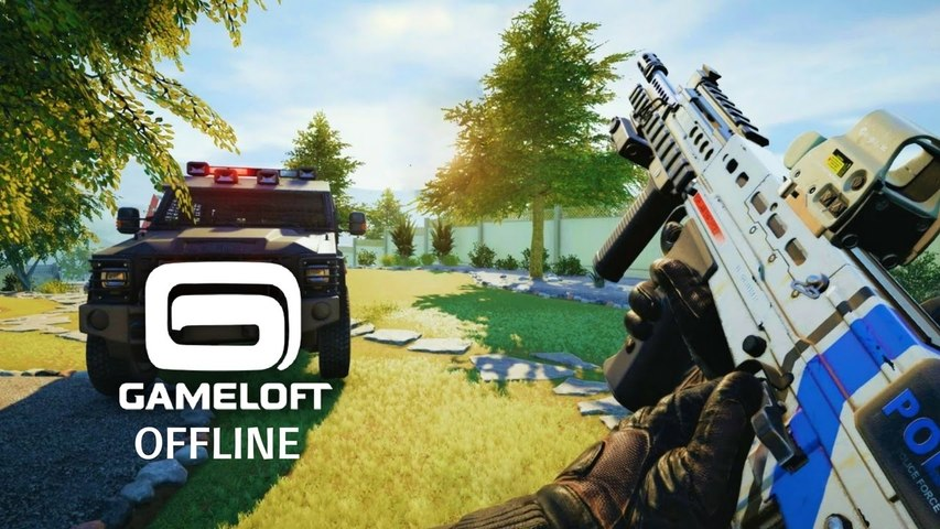 Top 10 Offline Gameloft Games for Android/IOS [GameZone]