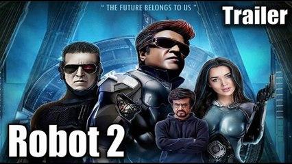 Robot 2 Trailer   Rajnikanth New Movie   Akshay Kumar   robot 2 0 trailer   Bollywood Movie Trailer