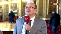 « Cette maison est encore très forte dans la politique du vieux monde » juge André Gattolin sénateur LREM