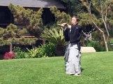 Shotokan Karate Kanazawa Mastering Karate 02 Ashi Waza