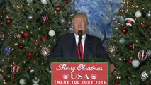 Stephen Colbert Roasts Trump's Puerto Rico Visit