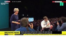 Le discours cauchemardesque de Theresa May lors du congrès du Parti conservateur