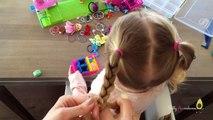 Braids - 5 Easy Back-To-School Braid Hairstyles for Toddler Girls! How To Braid Hair/Princess Braid